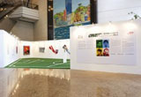 ONE- An Exhibition of Art and Football by Otto Li